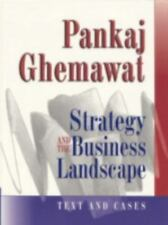 Strategy and the Business Landscape by Ghemawat, Pankaj