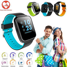 Bluetooth Smart Watch Bluetooth Fitness Tracker Wristwatch for Ios Android Phone