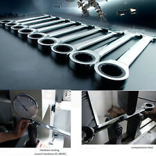 6-32mm Reversible Ratchet Metric Spanners Open End & Ring Socket Wrench Tool N9