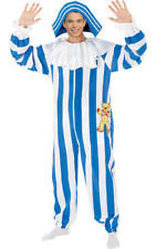 Mens Adult Andy Pandy Fancy Dress Costume Outfit Rubies Tv Character 70S  M