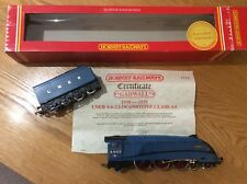 Hornby LNER A4 GADWALL limited edition.
