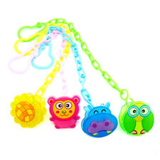 Baby Pacifier Chain Soothers Chain Clip Holder Baby Feeding Product Fa