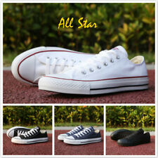 New Women's Chuck Taylor Ox Low High Top Shoes All*Stars casual Canvas Sneakers