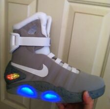 Back to the Future ll Light Up Air Mag Shoes Size 11 McFly