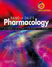 Rang and Dale's Pharmacology by Humphrey P. Rang, Maureen M. Dale, R. J. Flower…