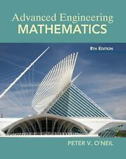 Advanced Engineering Mathematics 8th Edition by Peter V. O'Neil (Hardcover)