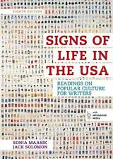 Signs of Life in the USA : Readings on Popular Culture for Writers by Jack...