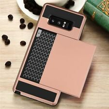 Case For Samsung Galaxy Note 8 S8 Plus Card Slot Armor Cover For Samsung Galaxy