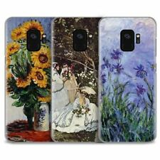 Monet art Aesthetics painting Phone Case Cover Shell For Samsung Galaxy S5 S6 S7