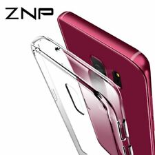 Ultra Thin Clear Soft TPU Silicone Transparent Full Cover Case For Samsung Galax