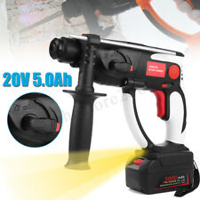 Cordless Hammer Drills For Concrete