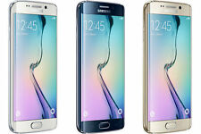Samsung Galaxy S6 Edge 32GB Smartphone Black Gold AT&T T-Mobile or Unlocked 4G