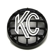 KC HILITES 7219 4in Black Rally Stone Guard Each