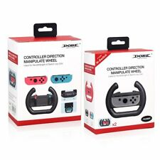 For New Nintendo Switch Game Controller Racing Steering Wheel For Switch SE