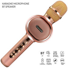 Laiannwell Wireless BT Handheled KTV Mobile Phone Player Karaoke Microphone T1O9