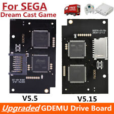 GDEMU Optical Drive Board V5.15 Simulation CD-ROM New for SEGA Dream Cast Game
