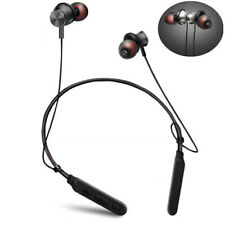 Wireless Magnet Bluetooth 4.2 Stereo Earphones Earbuds Sport Headphones Headset