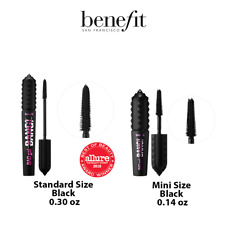 BENEFIT COSMETICS BADgal BANG! Volumizing Mascara, Authentic, 2 Size Available