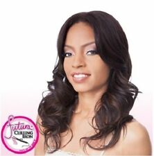 CRYSTAL - FREETRESS EQUAL HAND TIED WHOLE LACE WIG LACE FRONT WAVY