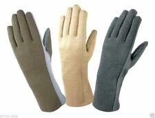 NOMEX FLIGHT GLOVES **NEW** Black, Green, Tan-All Sizes