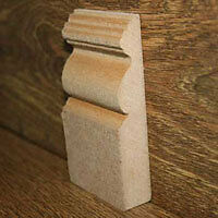 Torus MDF Skirting Boards First Board only £5 min 5