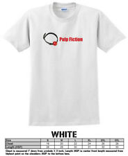 Pulp Fiction ball gag minimalist movie poster t shirt