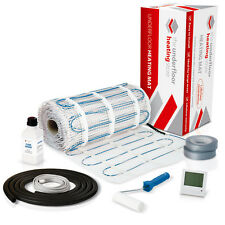 Electric Underfloor Heating mat kit 200w per m2 3.5m2