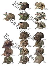 Kati NEW Adjustable Camouflage Cap Hat MOSSY OAK REALTREE AP MAX4 TIMBER Camo