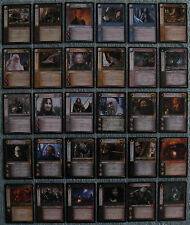 Lord of the Rings TCG Black Rider Rare Cards Part 1/2 (CCG LOTR)