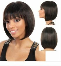 ALDO MOTOWN TRESS SYNTHETIC WIG STRAIGHT SHORT WITH BANGS MOTOWNTRESS