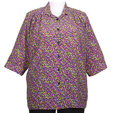 A Personal Touch Blouse Plus 1X-3X Women's Shirt