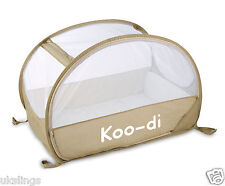 Pop-Up Baby Travel Bubble Cot from Koo-di - Multiple Colours