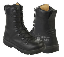GERMAN ARMY PARA BOOT GENUINE MK5 MK6 PARATROOPER MILITARY CADET COMBAT LEATHER