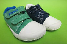 "Clarks ""Little Chap"" Infants Boys Canvas Shoe F & G Width Fittings"
