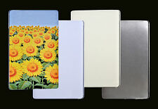 Set 2 Rectangle Stove Top Burner Covers - 4 Colors Available