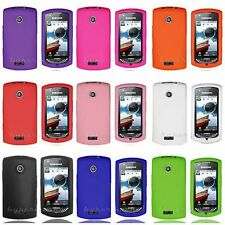 For Samsung Monte S5620 Silicone TPU Soft Gel Mobile Phone Case Cover Skins New