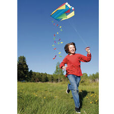 Pocket Kite In A Bag Kids Miniature Colourful Kite Fun Mini Kite