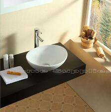 BATHROOM COUNTERTOP OVAL CERAMIC BASIN SINK HS02