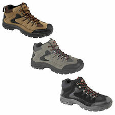Mens Hiking / Trail / Rambling / Walking Boots Lace Ups Size 6 7 8 9 10 11 12