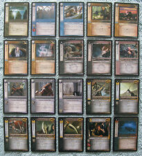 Lord of the Rings TCG Treachery & Deceit Uncommon Cards Part 1/2 (CCG LOTR)