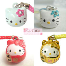Various Models Hello Kitty Metal Mobile Cell Phone Charm Strap