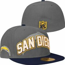2012 NFL Draft San Diego Chargers New Era Official Player Hat Cap Grey Version