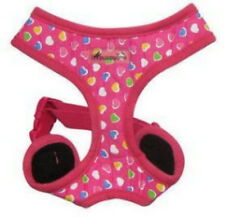 SWEETHEART - IPuppyOne Soft Dog Harness Hot Pink 5-25 lb; 2.3- 8.0 kg  ALL SIZES