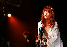 FLORENCE AND THE MACHINE Poster Photo Print Art A2 A3 A4 (4)