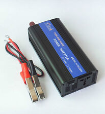 300/600W Pure Sine Wave Solar Power Inverter 12/24V/36V/48V To 110/220V 50/60Hz