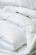 Hotel Quality Pure White Microfibre Duvet Feels Like Down All Sizes 4.5TOG