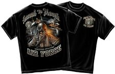 SECOND TO NONE US AIR FORCE T-SHIRT