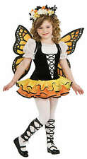 MONARCH BUTTERFLY HALLOWEEN COSTUME Dress Toddler Child 883665