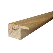 SOLID OAK L SECTION DOOR THRESHOLD - 3.0M - UNBEATABLE QUALITY & QUALITY