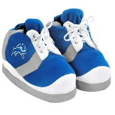 Detroit Lions NFL Football 2012 Colorblock Sneaker Slippers - Choose Size